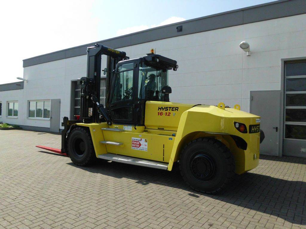 Hyster H16XM12, Diesel counterbalance Forklifts, Material Handling