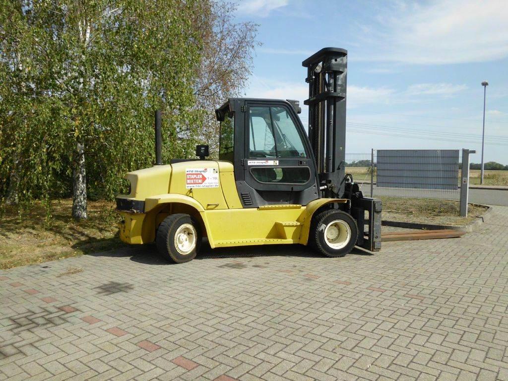Yale GDP90VX V3462, Diesel counterbalance Forklifts, Material Handling