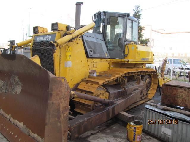 Komatsu D85EX-15, Dozers, Construction Equipment