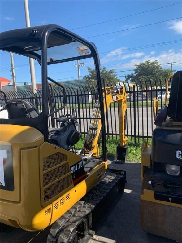 Caterpillar 301.7D, Mini Excavators <7t (Mini Diggers), Construction Equipment