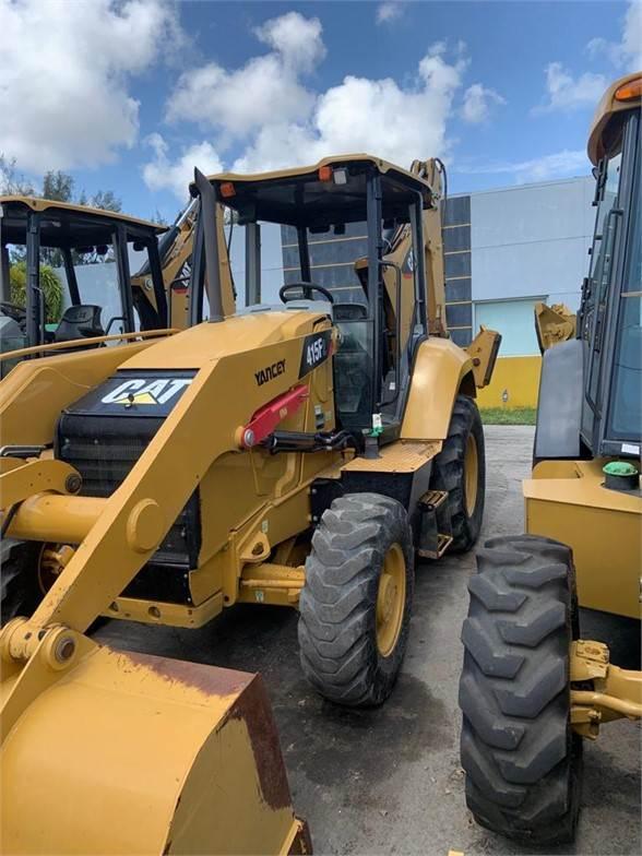 Caterpillar 415F2, Backhoe Loaders, Construction Equipment