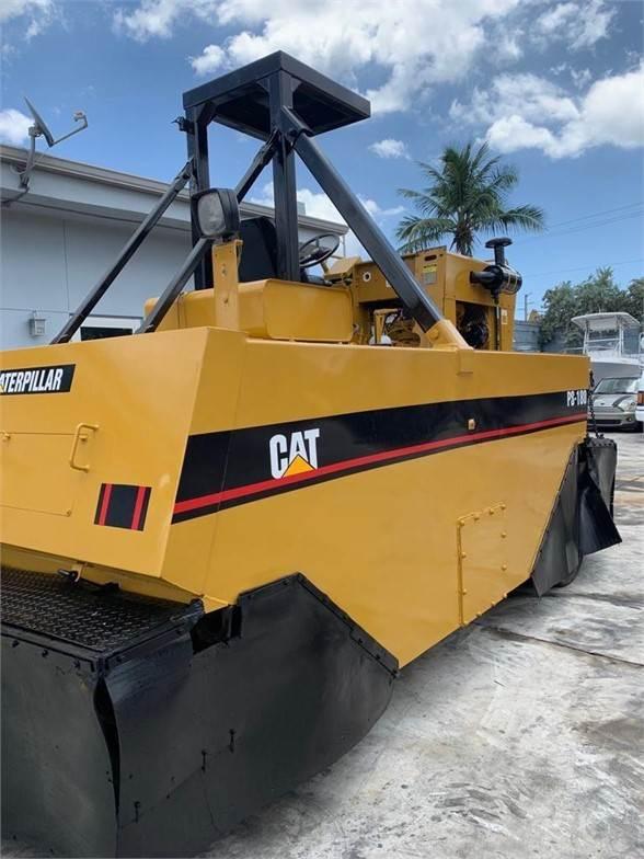 Caterpillar PS-180, Pneumatic tired rollers, Construction Equipment