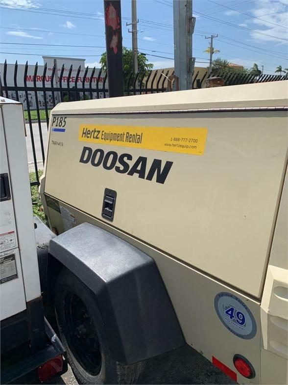 Doosan P185WJD, Compressors, Construction Equipment