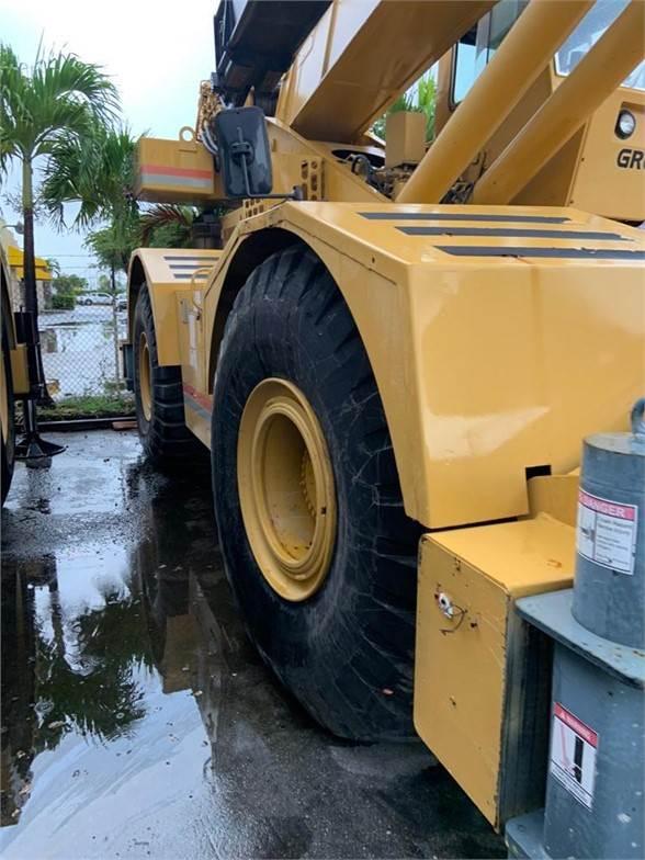 Grove RT733, Rough Terrain Cranes, Construction Equipment