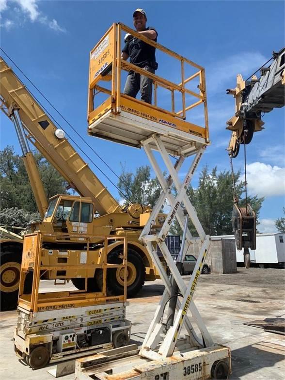 Hy-Brid LIFTS HB-1430, Scissor Lifts, Construction Equipment