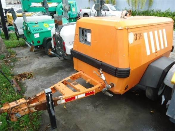 Ingersoll Rand 185WJK, Compressors, Construction Equipment