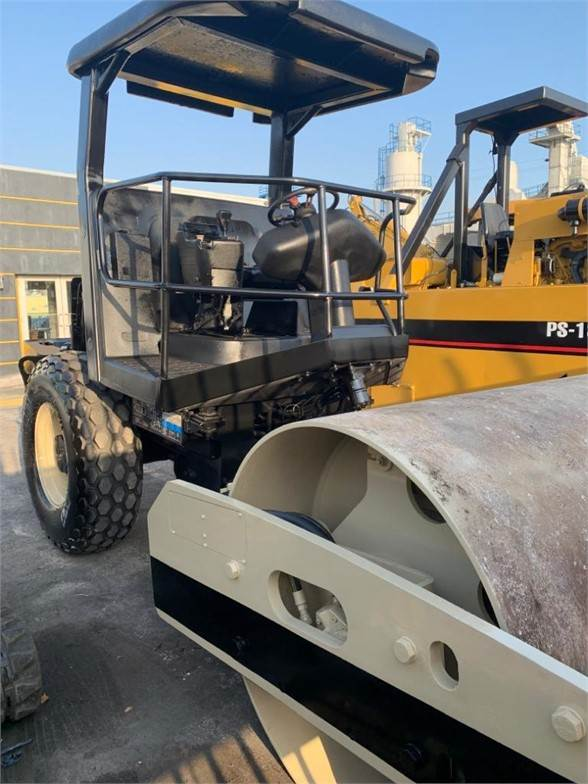 Ingersoll Rand SD70D, Single drum rollers, Construction Equipment