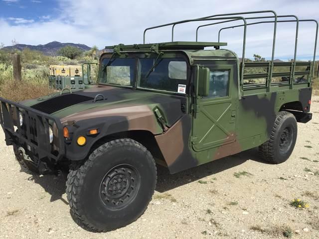AM General M1038 HMMWV 4x4