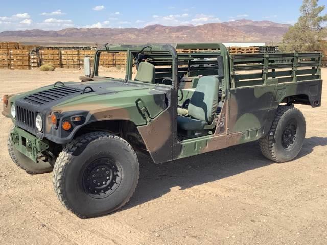 AM General M1123A2 HMMWV