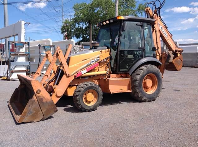 CASE 580 Super M 4x4