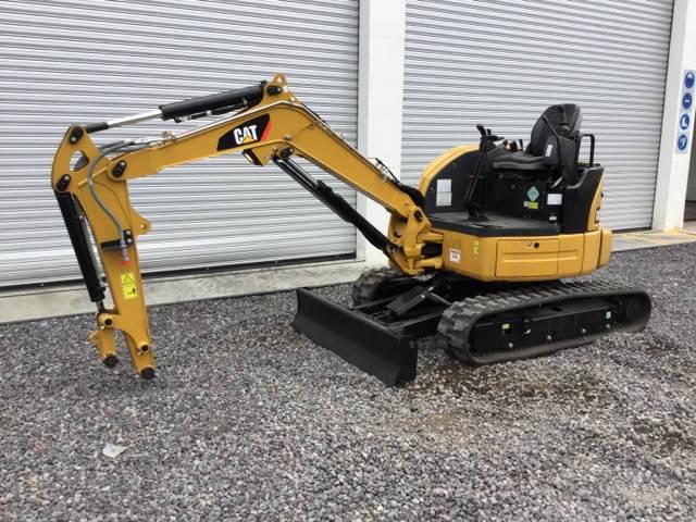 Caterpillar 303E CR