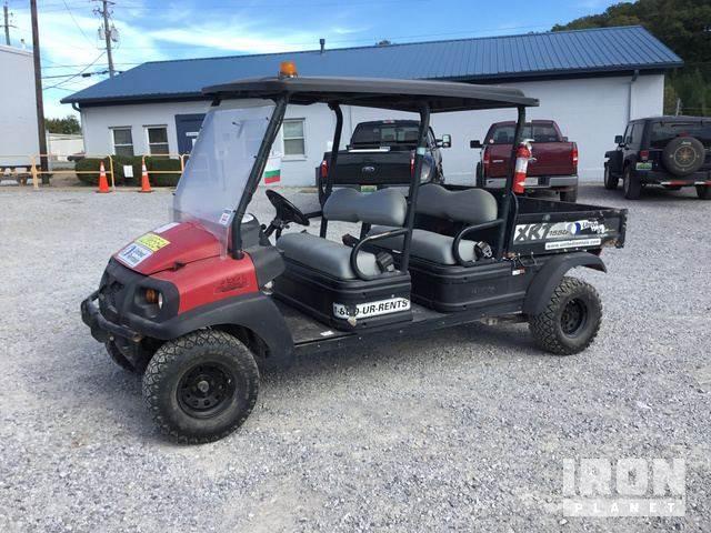 Club Car XRT1550 4x4