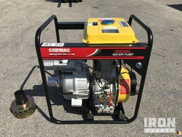 Cormac HP80ETP 3 Water Pump - Unused