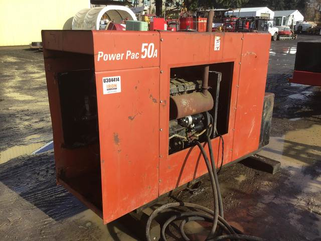 Ditch Witch Power Pac 50A