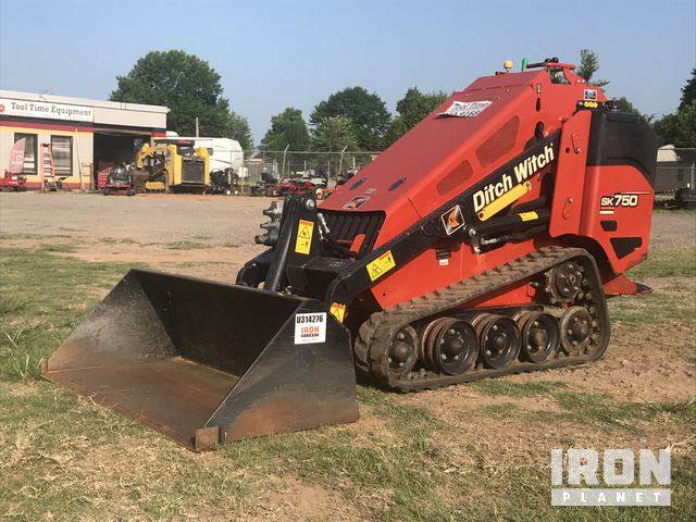 Ditch Witch SK750