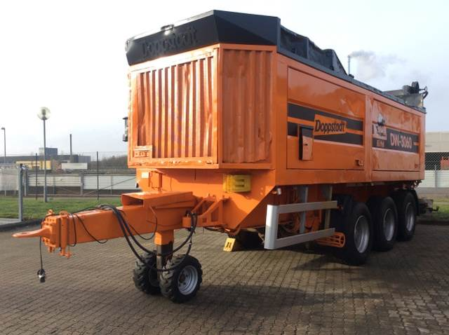 Doppstadt DW-3060 Mobile Shredder , 2007 - Waste / recycling