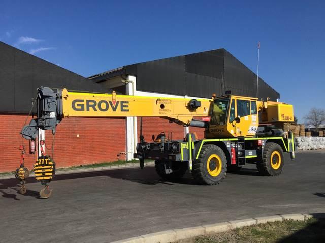 Grove RT530E-2