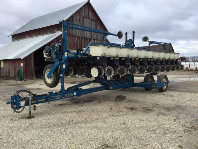 Kinze 3600 Planters Agriculture Volvo Ce Us
