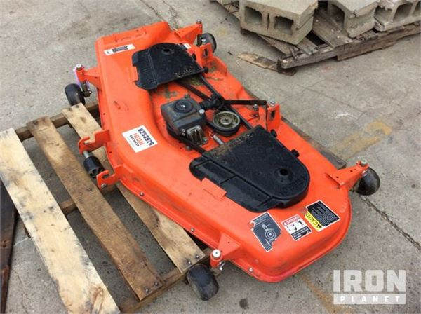 Kubota Belly Mower Decks : Kubota rck bx belly mower attachment aux enchères