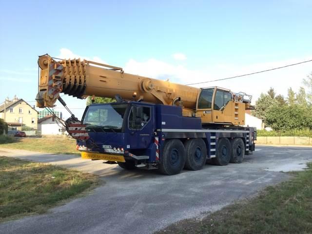 Liebherr LTM1090-4.1