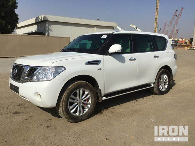 used nissan patrol cars year 2013 for sale mascus usa. Black Bedroom Furniture Sets. Home Design Ideas