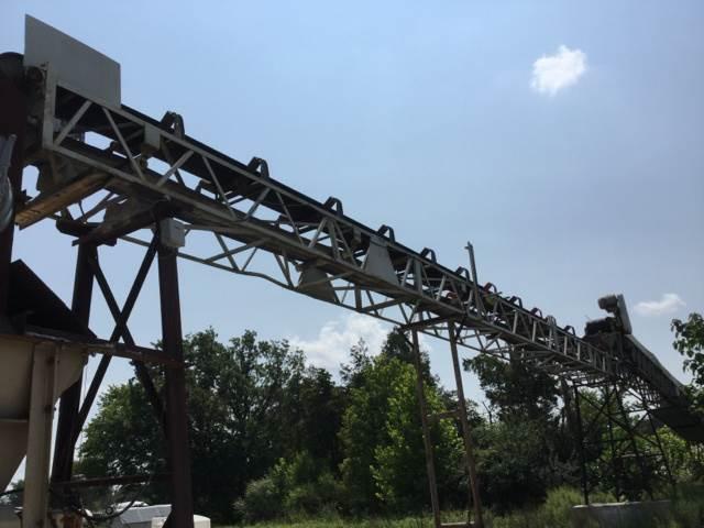 [Other] 130' x 22 Overhead Conveyor