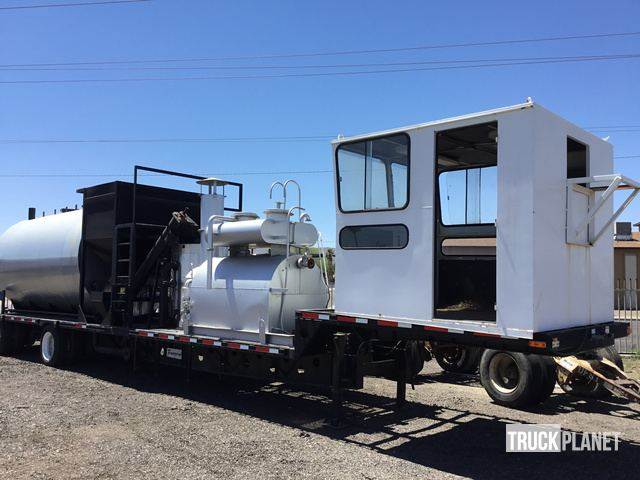 [Other] Asphalt Bitumen Tank w/Speco Hot Oil Heater