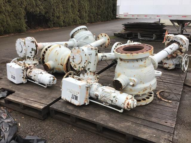 [Other] Ball Valves & (3) Controllers