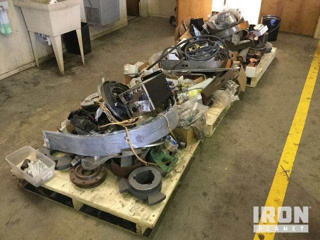 [Other] Lot of Winch Parts