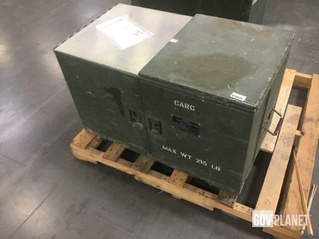 [Other] Metal Storage Trunk