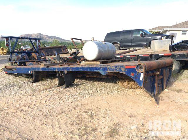 [Other] Oilfield Flatbed w/(2) Winches