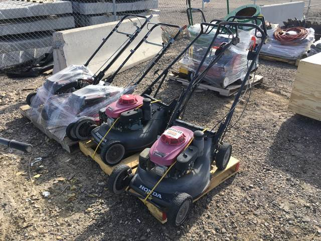 [Other] Push Mowers