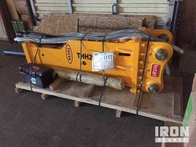 [Other] Tacsa Hydraulic Breaker - Fits Cat 325 - Unused