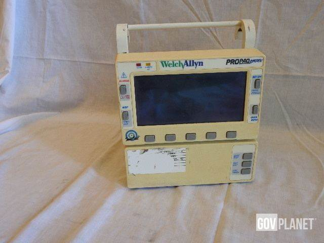 [Other] Welch Allyn ProPaq
