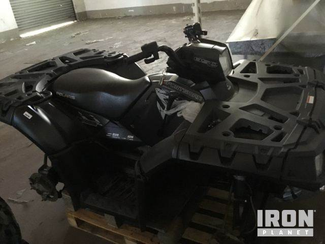 Polaris Sportsman 850 AWD