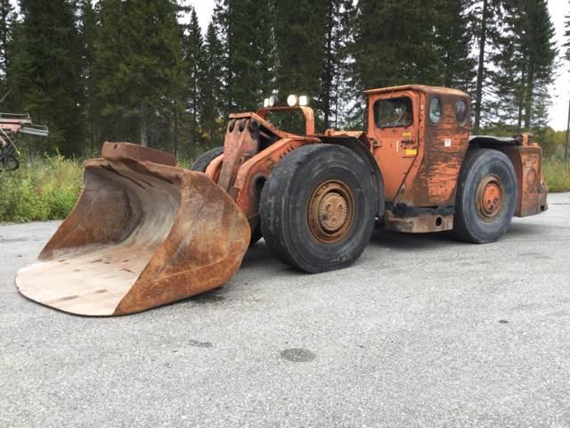 Tamrock Toro 350