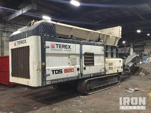 Terex TDS 820