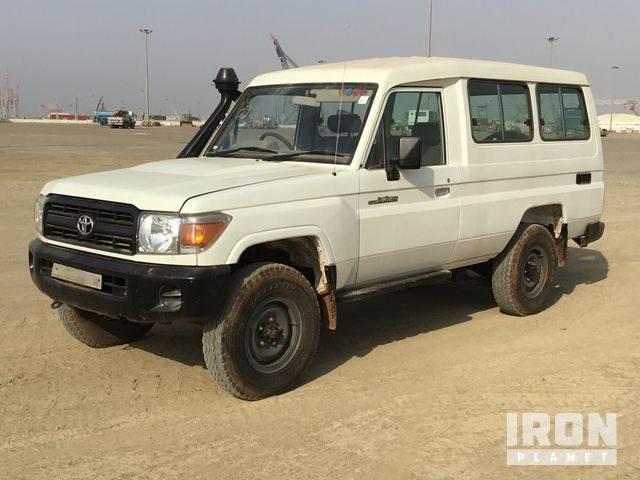 Toyota Land Cruiser HZJ78R-RJMRS