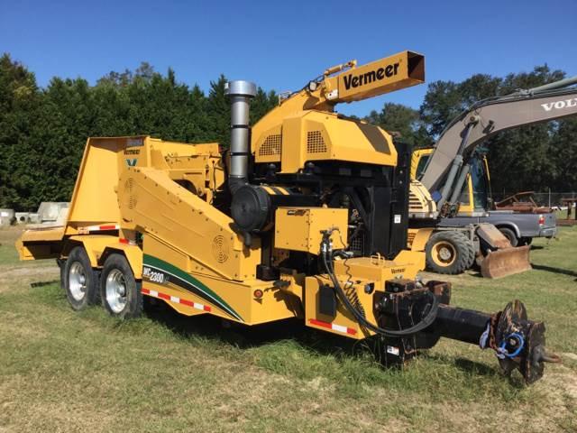 Vermeer WC2300XL
