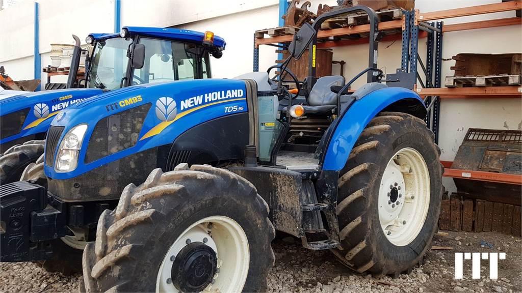 New Holland TD 5.95