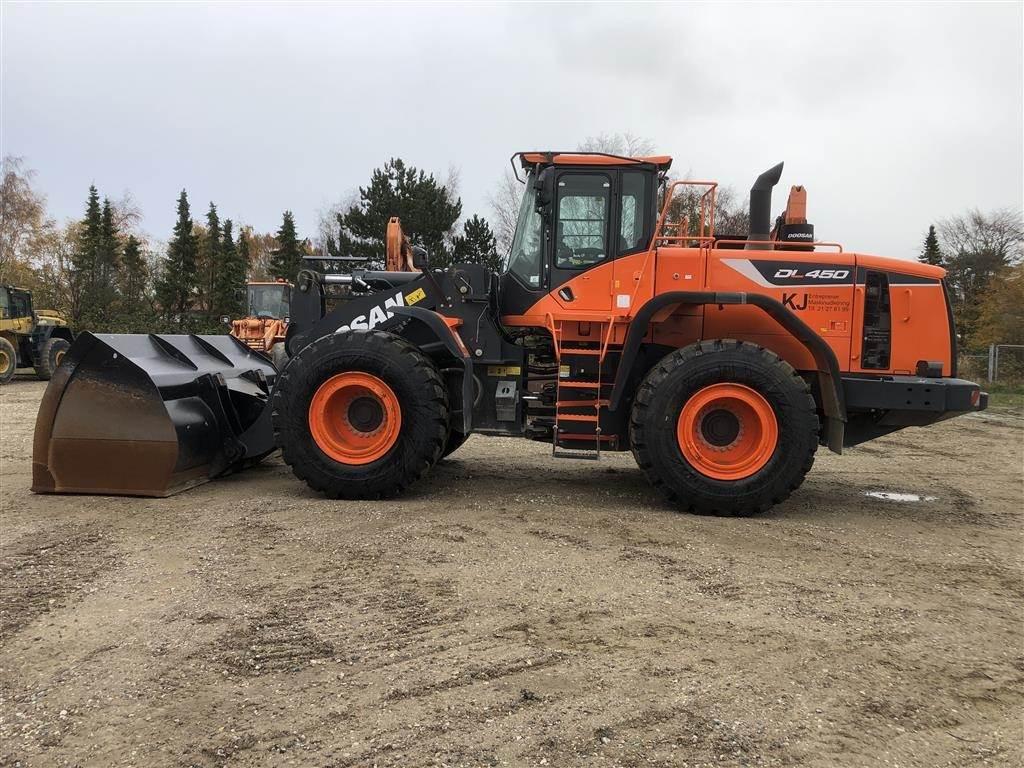 Doosan DL450-5, Wheel Loaders, Construction Equipment