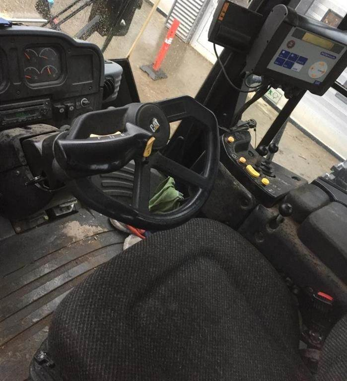 Caterpillar 962H, Læssemaskiner på hjul, Entreprenør
