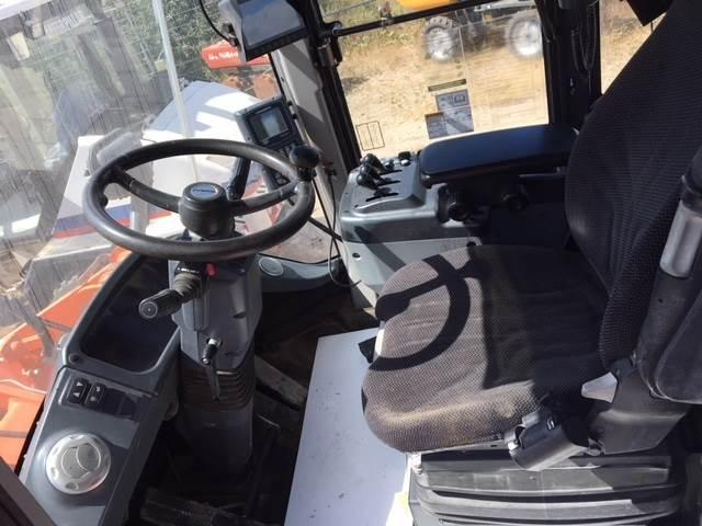 Doosan DL250-3, Læssemaskiner på hjul, Entreprenør