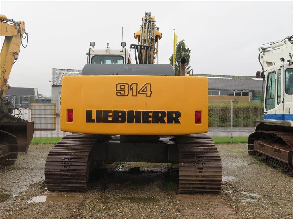 Liebherr R914, Gravemaskiner på larvebånd, Entreprenør