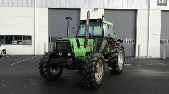 Deutz Tracteur agricole DEUTZ-FAHR DX610