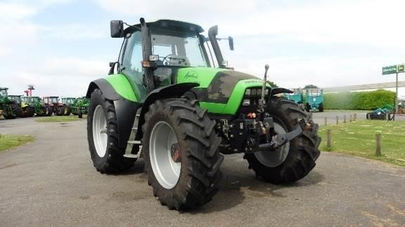 Deutz Tracteur DEUTZ AGROTRON180.7