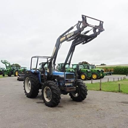 Landini Tracteur agricole LANDINI 8880