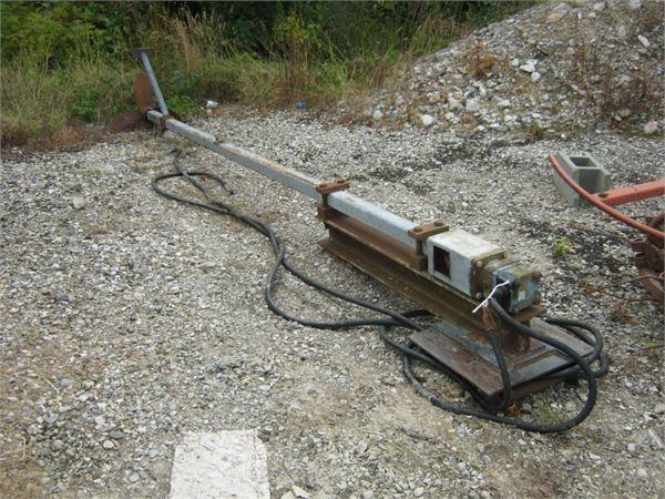 [Other] Gylleomrøre Rendegraver model, Andre landbrugsmaskiner, Landbrug