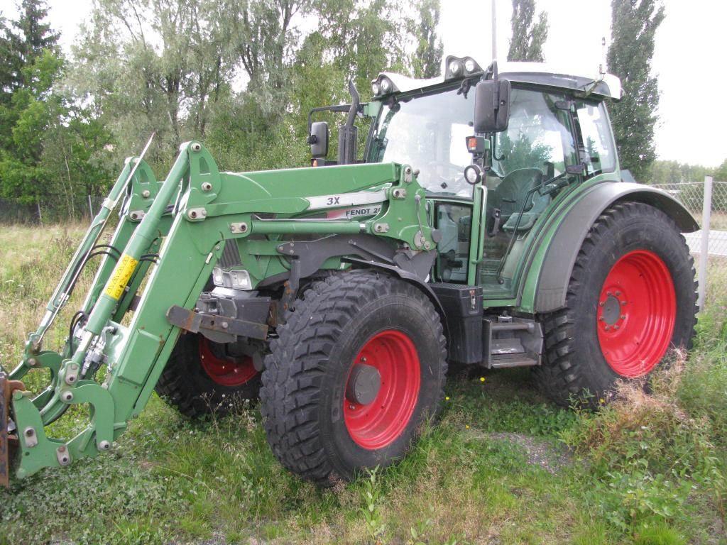 Fendt 209 Vario, Tractors, Agriculture