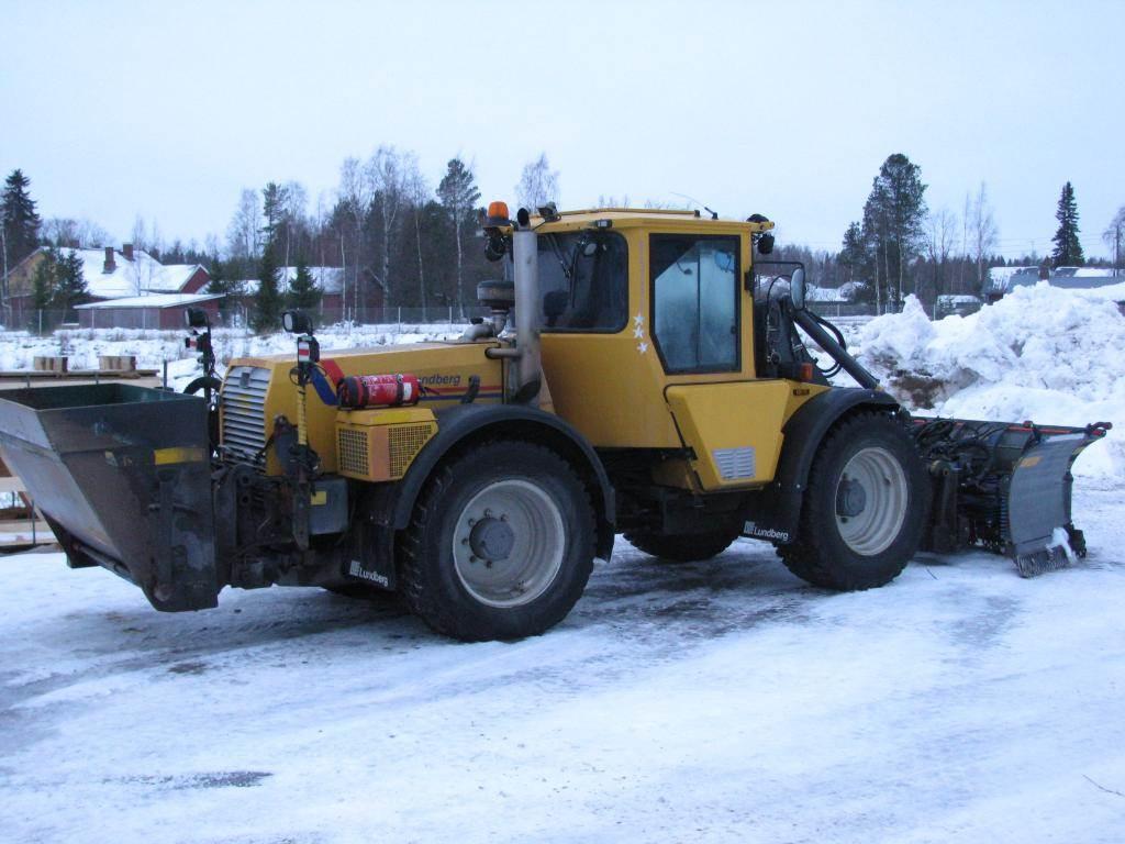 Lundberg 6200Lse, Other groundcare machines, Groundcare